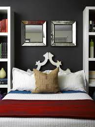 Home Decor Ideas For Small Bedroom Dreamy Bedroom Mirrors Hgtv