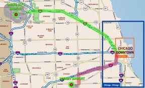 Chicago Suburbs Map All American Limousine Chicago Limousine Limo Rental U0026 Buses