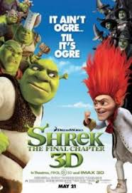 Shrek: Cuộc phiêu lưu cuối cùng Shrek Forever After 2010