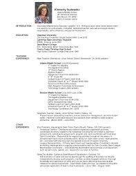 Cover Letter For Substitute Teacher Confortable Online Teacher Resume Template Also Sample Cover