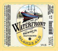 Waterfront Blonde Ale | BeerPulse