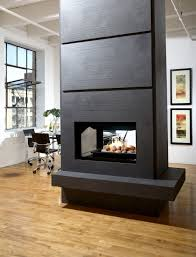 Designing Living Rooms With Fireplaces Love This Layout Heatilator Crave See Through Series Gas