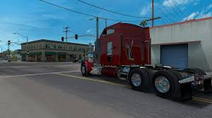 2018 kenworth w900 kenworth w900 by slava1 truck v1 0 0 american truck simulator