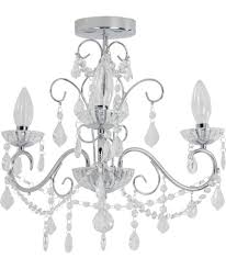 buy heart of house spetses chandelier bathroom fitting chrome at