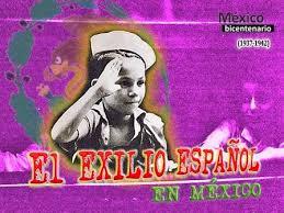 El exilio republicano en México