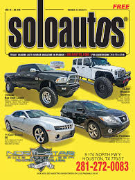 solo autos houston by digital publisher issuu