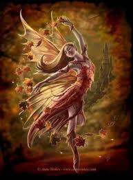 دختر پاییز