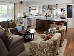 Large Open Kitchen Floor Plans by Kitchen Decorating Open Plan House Designs Kitchen Arrangement