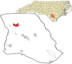 Zip Code Map Nc by White Oak North Carolina Wikipedia