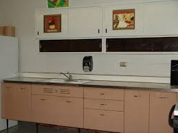 Geneva Metal Kitchen Cabinets A Junior High In Lawrence Kansas Wants Color Tips For Their