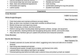 Fast Food Resume Samples by Resume No Experience Nurse New Grad Nursing Resume Waitress
