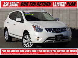 nissan finance interest rates used 2013 nissan rogue sl at auto house usa saugus