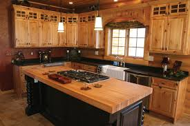 Geneva Metal Kitchen Cabinets Best 25 Hickory Kitchen Ideas On Pinterest Rustic Hickory