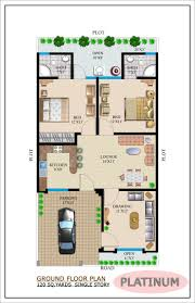 bungalow ground floor plans single story bungalow house plans