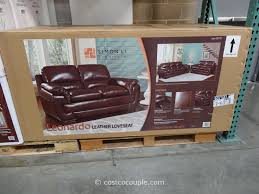 bedroom unusual costco leather couches brown sectional sofa