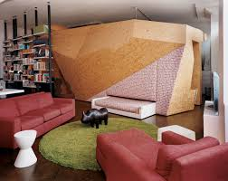living room gallery images modern brooklyn furniture and home living room hive loft day bed for living room in brooklyn style pink fabric sectional