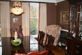 formal dining paint colors