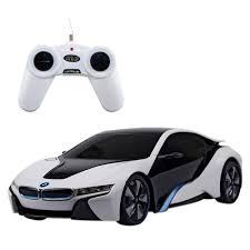 Bmw I8 White - buy bmw i8 concept 1 24 remote control toy car model white