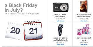 best july black friday deals the target black friday in july sales ad in 2012 is best yet