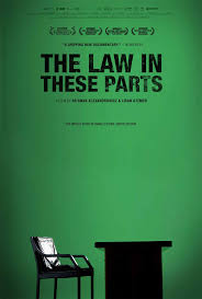 The Law in These Parts~(Documentary)