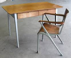 1950s Desk and Chair by James Leonard - F73_leonard_dsk_a