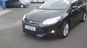ford focus 2 0 tdci automatic with simon quinn at fitzpatrick u0027s