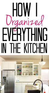 471 best kitchen cleaning organization u0026 crafts images on