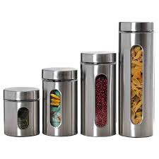 28 4 piece kitchen canister sets 4 piece canister set 4 piece kitchen canister sets wayfair basics wayfair basics 4 piece kitchen canister set
