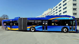 MTA buses to test new safety Built In NYC