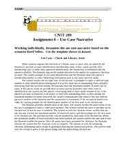 Milestone     Use Case studylib net