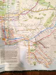 Subway Nyc Map by October 29 1989 New York City Subway Map Effective Octo U2026 Flickr