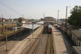 Riesa railway station