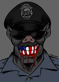 Police and Terrorism: One and the Same by Bill Ruppert