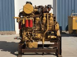3508b caterpillar engine takeout of 992g wheel loader