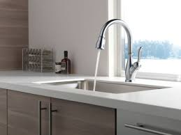 faucet com 9178 ar dst in arctic stainless by delta