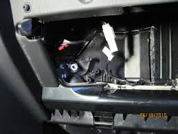 replacing grand cherokee blend doors without removing entire dash