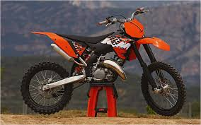 2008 ktm 125 144 sx first ride motorcycles catalog with