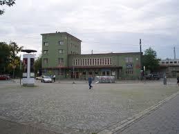 Augsburg-Oberhausen station