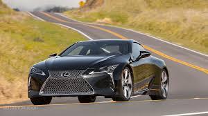 lexus lc convertible 2017 driven 2017 lexus lc 500 and lc 500h autoevolution