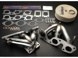 nissan 370z ark exhaust tomei expreme exhaust manifold rb26dett z1 motorsports