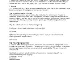 Combination Resume Format Awesome To Do Correct Resume Format 6 Proper Template Cv Resume