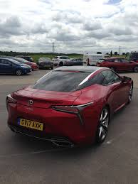 lexus lc carwow drove an lc500 today lexus lc500 coupe club lexus owners club