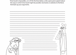 Writing Prompt Is Winter Fun   rd Grade Reading Writing Resources Page    Education Com