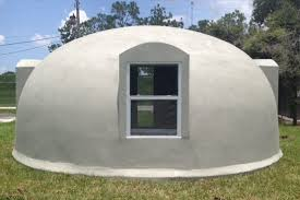 Japanese Dome House 314 Sq Ft Styrodome Tiny Dome Homes