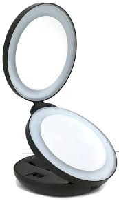 Light Up Makeup Mirror Travel Mirror With Light 56 Cool Ideas For Magnifying Mirror