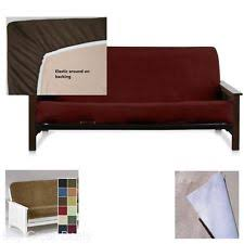 Kebo Futon Sofa Bed Multiple Colors by Microfiber Futon Cover Ebay