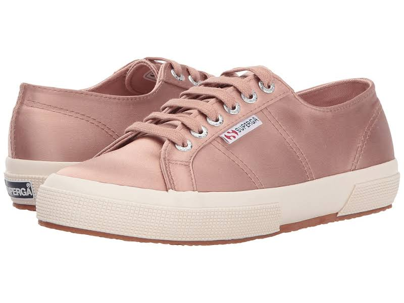 Superga 2288 Crushvellutow Backless Sneakers Pink 6 M