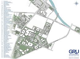 Bc Campus Map Health Sciences Campus Building Codes