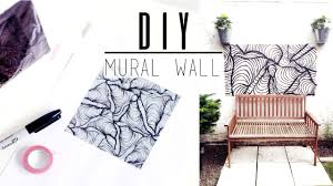 Mural Painting Sketches by Diy Mural Easily Paint Any Image Any Size W Quick Diy
