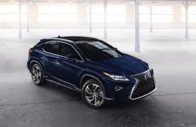 lexus hybrid rx450 2016 lexus rx 450h hybrid is finally unveiled at 2015 new york